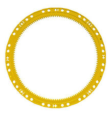LEGO Technic GIANT HUGE YELLOW INNER RACK GEAR Round Circle Excavator Part 24121