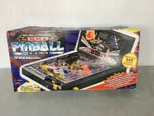 Vintage Space Battle Table Top Arcade Electronic Lcd Pinball Game w/ Box