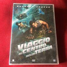 VIAGGIO AL CENTRO DELLA TERRA 2 x dvd film (no vhs) Italiano con occhiali 3D
