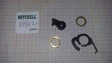 KIT CLIQUET ANTI RETOUR MOULINET MITCHELL SUPERCAST7500 PAWL SET REEL PART 89842