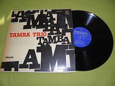 "Tamba Trio - S/T RARE Original 1966 Brazil ""Philips"" EX / Bossa Nova Latin Jazz"
