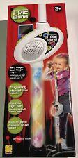 I-mic Kids Karaoke MP3 Plug N Play Microphone Stand With Flashing Lights