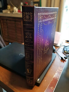 Alice's Adventures in Wonderland by Lewis Carroll (1977, Easton Press HC)
