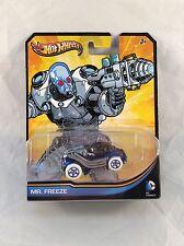 Hot Wheel DC Universe MR. FREEZE - 2013 - NEAR MINT CARD