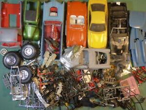 Huge Junkyard parts lot