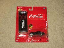 Johnny Lightning Coca-Cola Brand W/ in Collector Box Chrysler Atlantic Concept