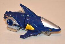 Bandai 2002 Power Rangers Bras Requin Bleu Deluxe Wild Force Megazord
