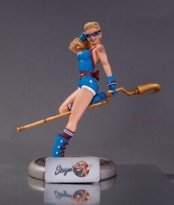 Dc Comics - Stargirl Bombshells Statue Dc Direct -Numérotée 4560- Série limitée