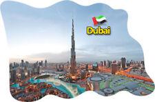 Dubai Arabische Emirate Fridge Magnet Flagge Fahne Epoxid Reise Souvenir