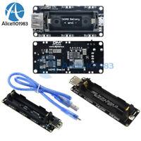16340/18650 Micro USB 5V lithium Battery Shield V3 ESP32 Battery Holder Module