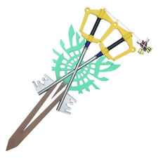 Kingdom Hearts: Birth by Sleep The Completed X-Blade Keyblade PVC Replica Cospla