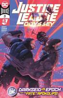 Justice League Odyssey #21 (2020 Dc Comics) First Print Ladr÷nn Cover