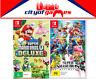 New Super Mario Bros. U Deluxe & Super Smash Bros. Ultimate Switch New In Stock