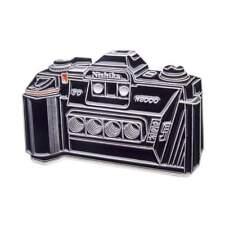 Nishika N8000 3D 35mm Film Camera Pin