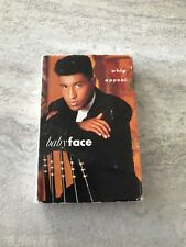 Baby Face ~ Whip Appeal ~ Cassette Tape