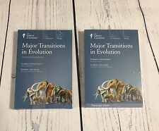 Major Transitions In Evolution Course Guidebook Transcript And DVD Lectures New