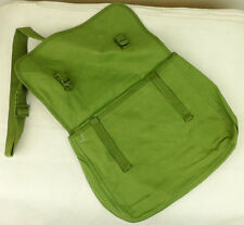 SURPLUS CHINESE ARMY CANVAS BAG PACK POUCH FIELD GEAR BAG-L0057