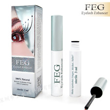 FEG Lady Eyelash Eyebrow Rapid Growth Enhancing Serum Thicker Longer Lash 3ml