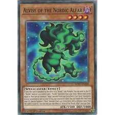 Yu-Gi-Oh! Alviss of the Nordic Alfar - SOFU-EN000 - Common Card - 1st Edition