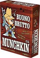 Il Buono, il Brutto e il Munchkin - Gioco - Italiano, Nuovo