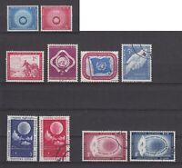 UNO New York - Lot mit 10 älteren Briefmarken und 5 Belegen - bitte ansehen !!!
