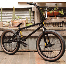 "2018 FIT BIKE CO BMX STR 20"" GLOSS BLACK BICYCLE SUNDAY PRIMO KINK HARO CULT"