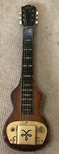 Gibson Lap Steel BR3 Guitar Vintage 1940's Working Original Sounds Great W/bag