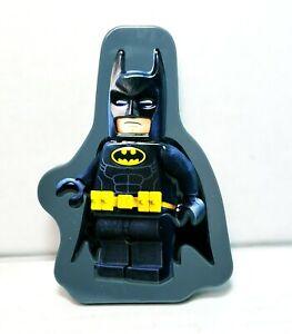 McDonald's Lego Batman Batgirl Mini Puzzle With Tin Complete