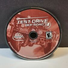 Test Drive Off-Road 3 (PC, 1999) DISC ONLY