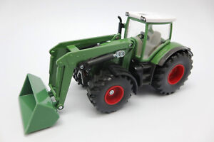 NEW FARMER SIKU 1981 Fendt 936T Tractor with Front  Loader 1:50 Diecast Model