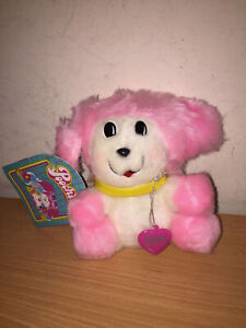 """Mattel Poochie MASCOTTE 5.5"""" Plush Doll MINT and Never Used, 1986"""