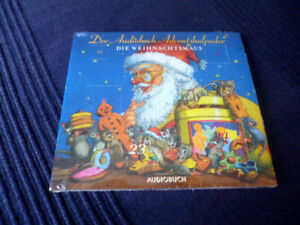 CD Audiobuch Adventskalender DIE WEIHNACHTSMAUS Charles Brauer BOIE FUNKE MAAR