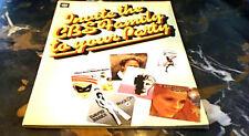 CBS Records Catalogue 1973 The Byrds Bob Dylan Johnny Cash Miles Davis Santana