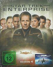 Star Trek Enterprise  Staffel 4 Blu-Ray NEU OVP Sealed Deutsche Ausgabe