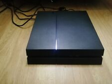 Sony PlayStation 4 500GB Jet Black Console, Console only no leads or games.