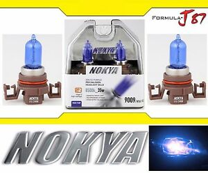 Nokya 8500k Purple PS24W 5202 H16 Nok7389 45W Two Bulbs Fog Light Replacement