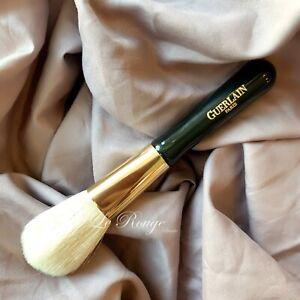 Guerlain powder blush brush *vintage makeup brush *brand new natural hair