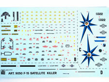 Esci 9050 Vintage Decals F-15 Satellite Killer 1:72 modeling