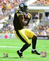 """JuJu SMITH-SCHUSTER """"Pittsburgh Steelers"""" LICENSED un-signed poster 8x10 photo"""