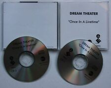 Dream theater Once in a LIVEtime ultrarare 2xcd-acétates Inc. fade outs