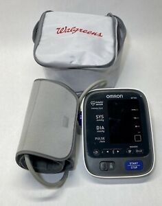 Omron 10 Series BP785 Wireless Upper Arm Blood Pressure Monitor W/ Case