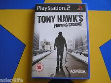 TONY HAWK'S PROVING GROUND - PLAYSTATION 2 - PS2