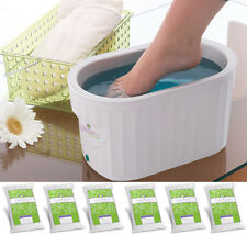 Lavender Harmony TB6 Therabath Professional Paraffin Wax Kit ThermoTherapy Bath