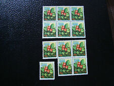 NOUVELLE CALEDONIE timbre yt n° 288 x12 n** (A4) stamp new caledonia