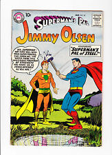 SUPERMAN'S PAL JIMMY OLSEN  34     :: Superman's Pal of Steel ! ::