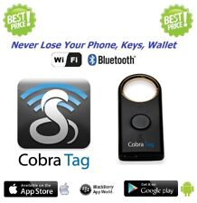 KEY FINDER  COBRA TAG: FIND LOST KEYS WITH YOUR ANDROID PHONE