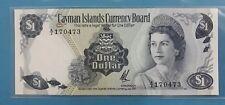 1971 Cayman Islands 1 Dollar GEM UNC <P-1b> Prefix A/2