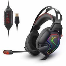Cosmic Byte Equinox Europa 7.1 USB Dual Driver Gaming Headset free shipping
