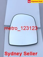 LEFT PASSENGER SIDE MIRROR GLASS FOR RENAULT TRAFIC X83 2004 - 2014