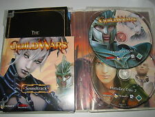 PC CD-ROM GUILD WARS ON LINE GAMING NO FEES